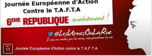Journée Européenne Anti TAFTA 11 10 2014